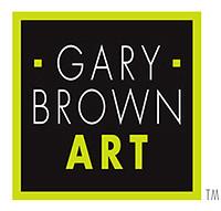 Gary Brown Art logo 2018